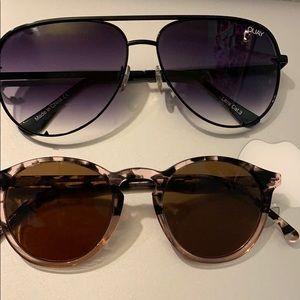 Quay and komono sunglasses
